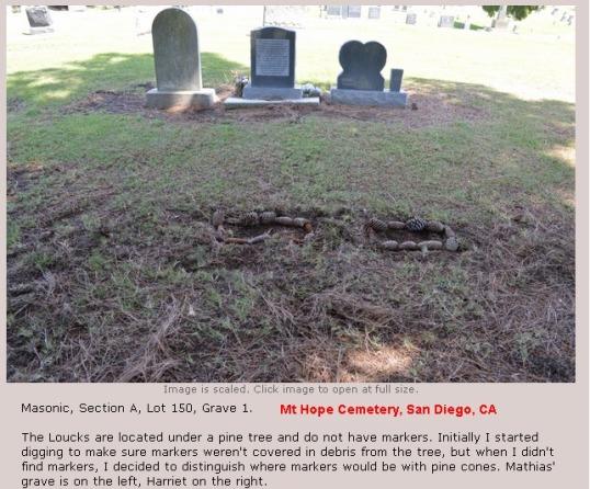 Mathias Leonard  Tice and Harriet Loucks  1847-1918  Find A Grave Photos